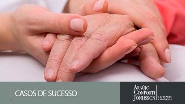 CASOS DE SUCESSO: Home Care deve ser pago pelo plano de saúde