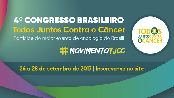 Todos Juntos Contra o Câncer #MovimentoTJCC